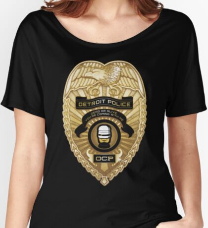 RoboBadge Women's Relaxed Fit T-Shirt