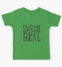 the SNUGGLE is REAL Kids Clothes
