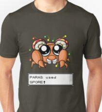 Paras used Spore! T-Shirt