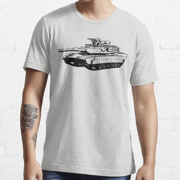 M1A2 Abrams Essential T-Shirt