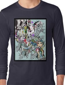 art of lust  Long Sleeve T-Shirt