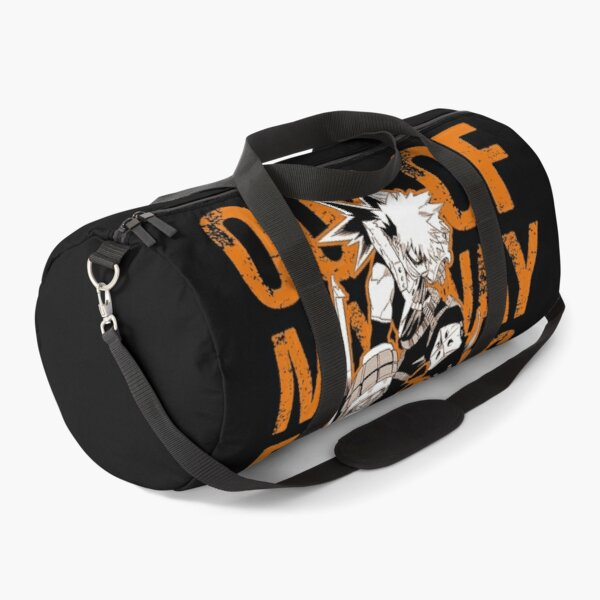 Out of my way extras Duffle Bag