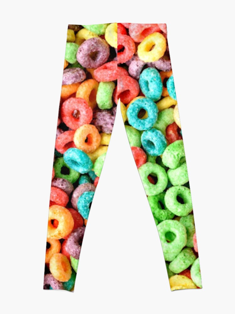 Alternate view of Fruit Loops! Leggings