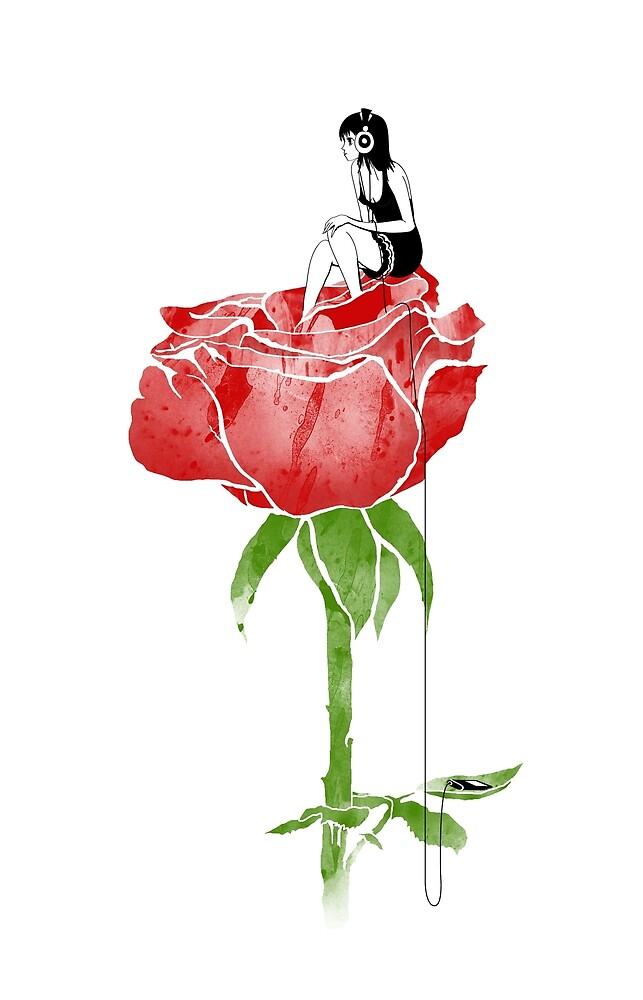 Rose by chetan adlak