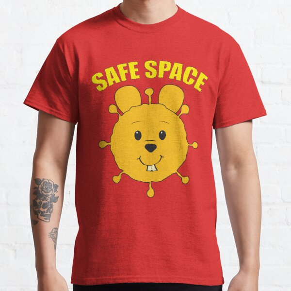 Safe Space by Roley Classic T-Shirt