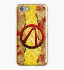 Vault Symbol iPhone Case/Skin