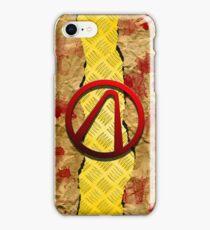 Vault Symbol iPhone Case/Skin