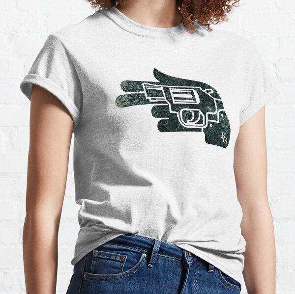 Kevin Gates, Kevin Gates Official Gun Merch, Kevin Gates Rare Logo Merch Classic T-Shirt