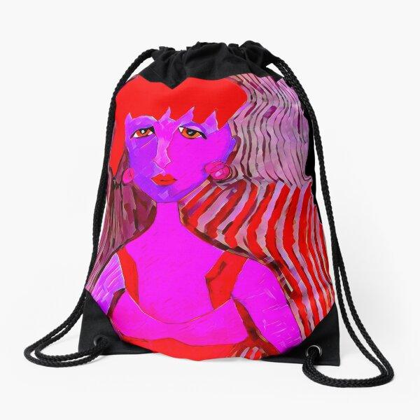 I'm Quarantined Drawstring Bag
