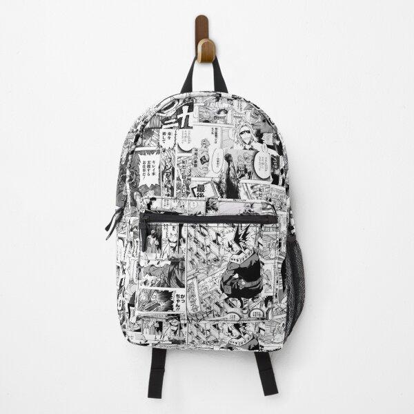 My hero academia Manga collage Backpack