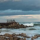 Lossiemouth East Beach by OpalFire