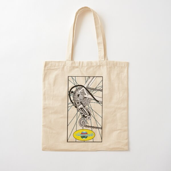 CAMPAGNOLO 2 Cotton Tote Bag