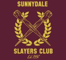 Sunnydale Slayers Club | Unisex T-Shirt