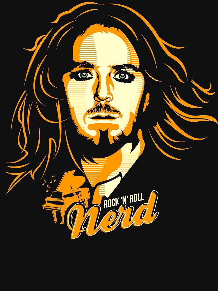 Rock 'N' Roll Nerd | Unisex T-Shirt