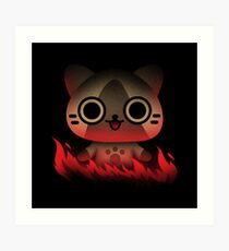 Kill The Animals AGDQ 2014 Art Print