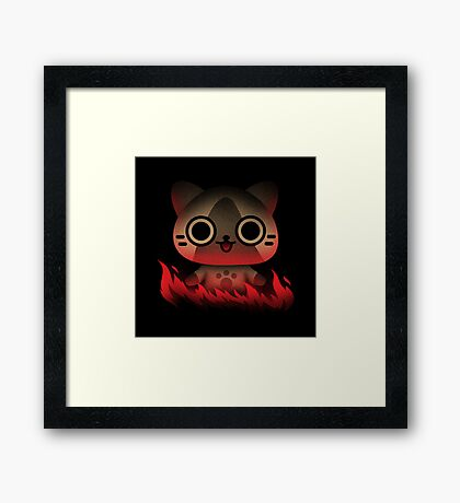 Kill The Animals AGDQ 2014 Framed Print