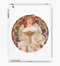Alphonse Mucha: Art Nouveau Beauty iPad Case/Skin