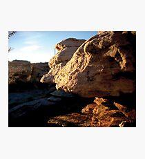 Sandstone Photographic Print