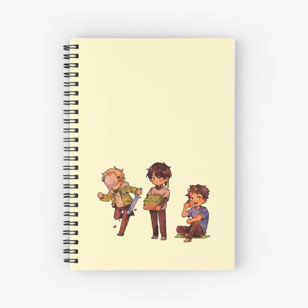 Dream Team Spiral Notebook