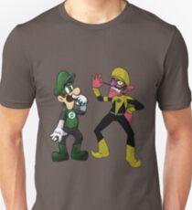 Luigi Lantern and Walestro T-Shirt