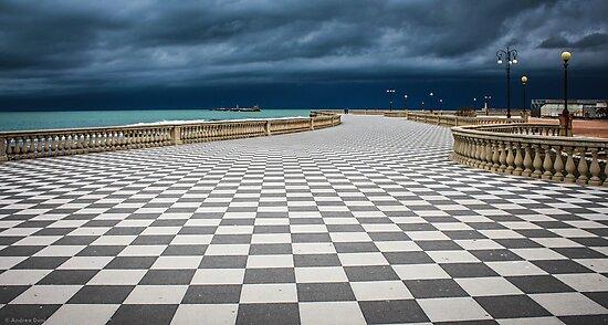 Terrazza Mascagni - Livorno\