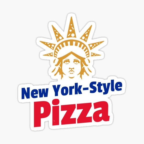 New York-Style Pizza Sticker