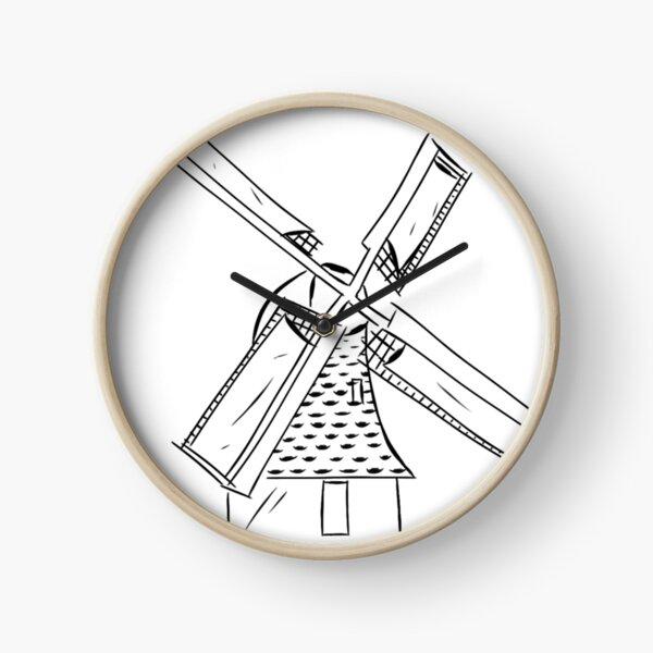 Don Quixote Clocks Redbubble