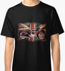 BSA British Finest Motorcycle Classic T-Shirt