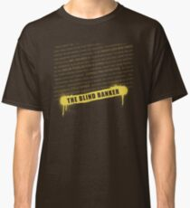 The Blind Banker fan poster Classic T-Shirt
