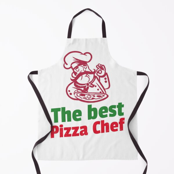 The Best Pizza Chef Apron