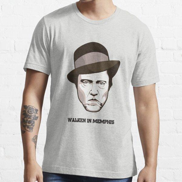 """Christopher Walken - """"Walken in Memphis"""" Essential T-Shirt"""