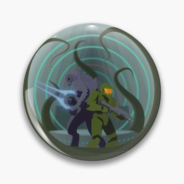 Shortlived Alliance - Halo 3 Pin
