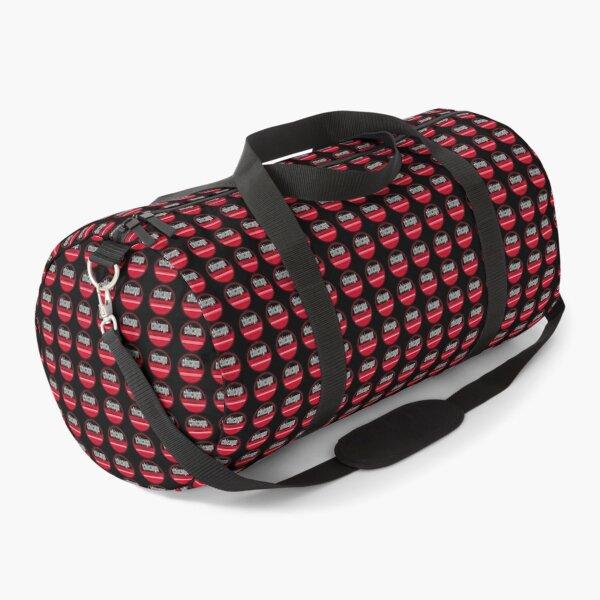 Chicago basketball Duffle Bag