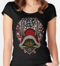 SAMPUS! Women's Fitted Scoop T-Shirt