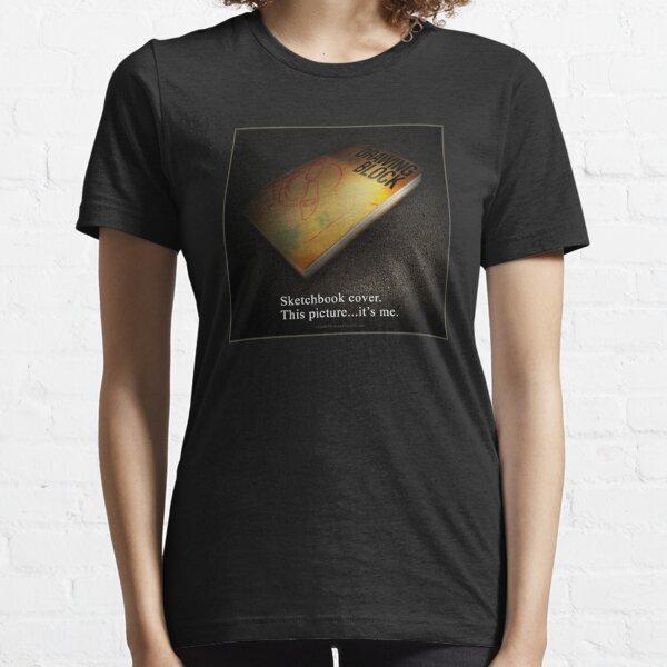 Cheryl's Drawing Block Ver 2 Essential T-Shirt