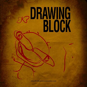 Cheryl's Drawing Block Sketchpad by chemiro