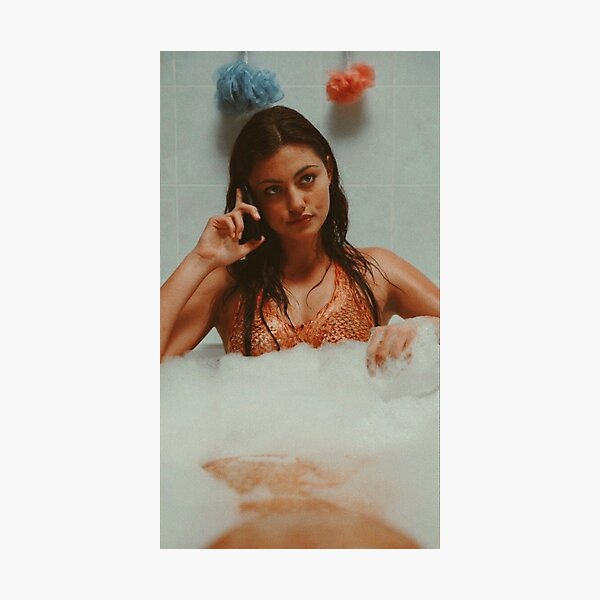 Cleo from H2O mermaid poster and print Photographic Print