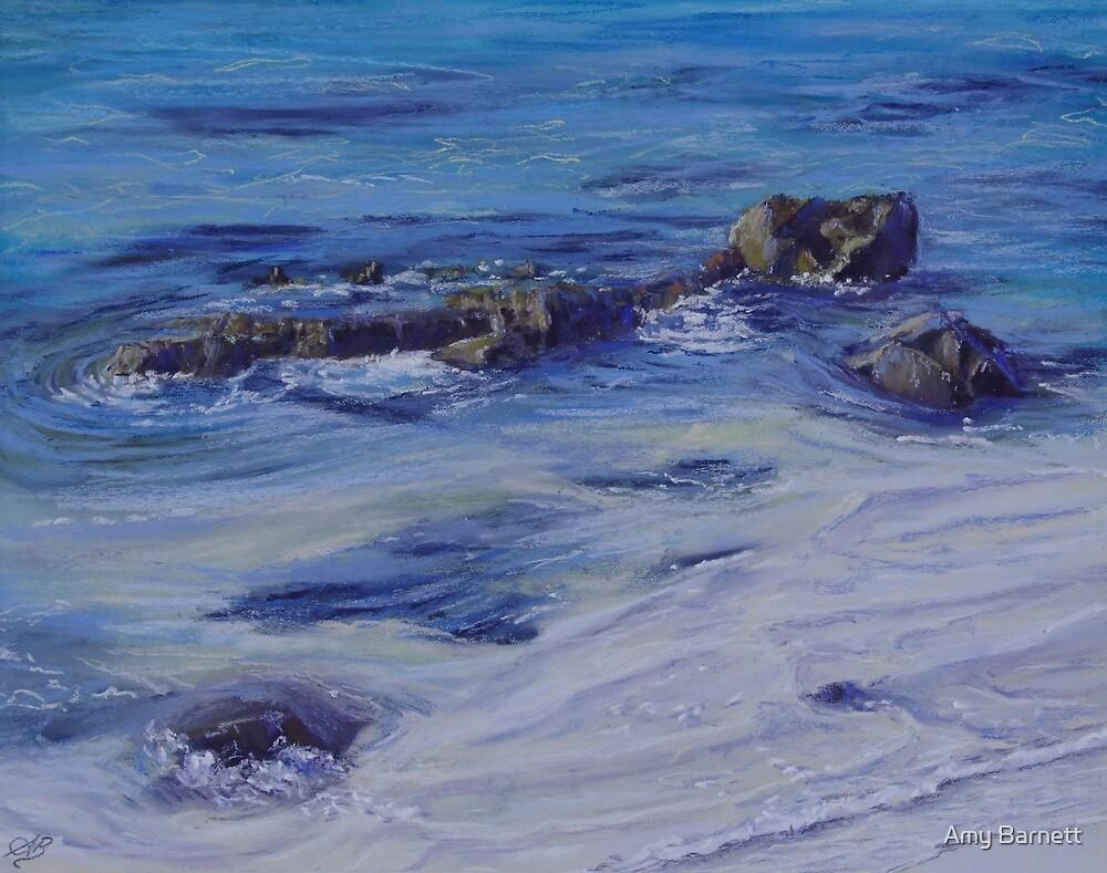 waters edge by Amy Barnett
