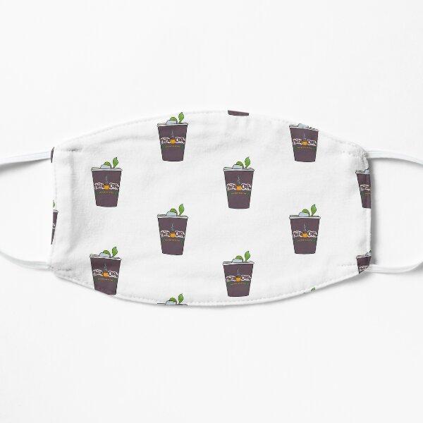 philz coffee mint mojito Flat Mask