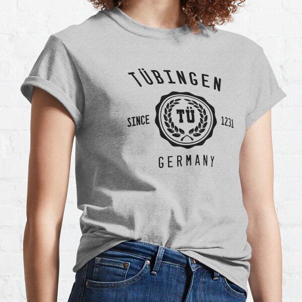 Tübingen Neckar college style Classic T-Shirt