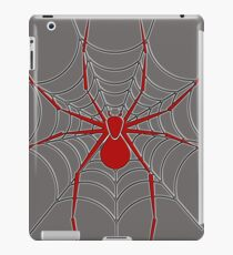 SPIDER RED iPad Case/Skin