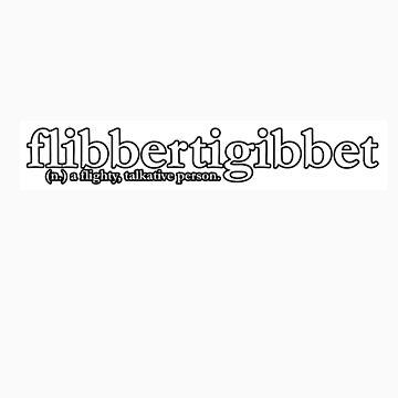 flibbertigibbet by cariblett
