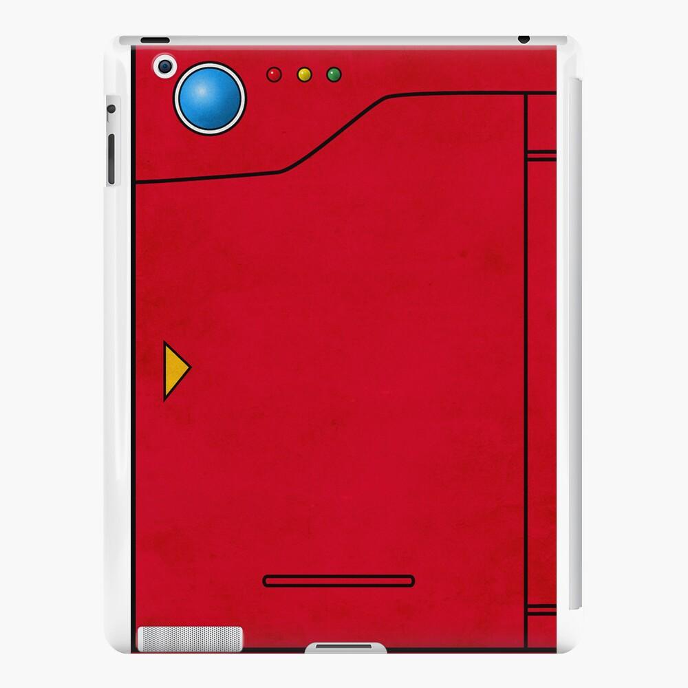 Pokedex Pokemon Design Dexter iPad-Hüllen & Klebefolien