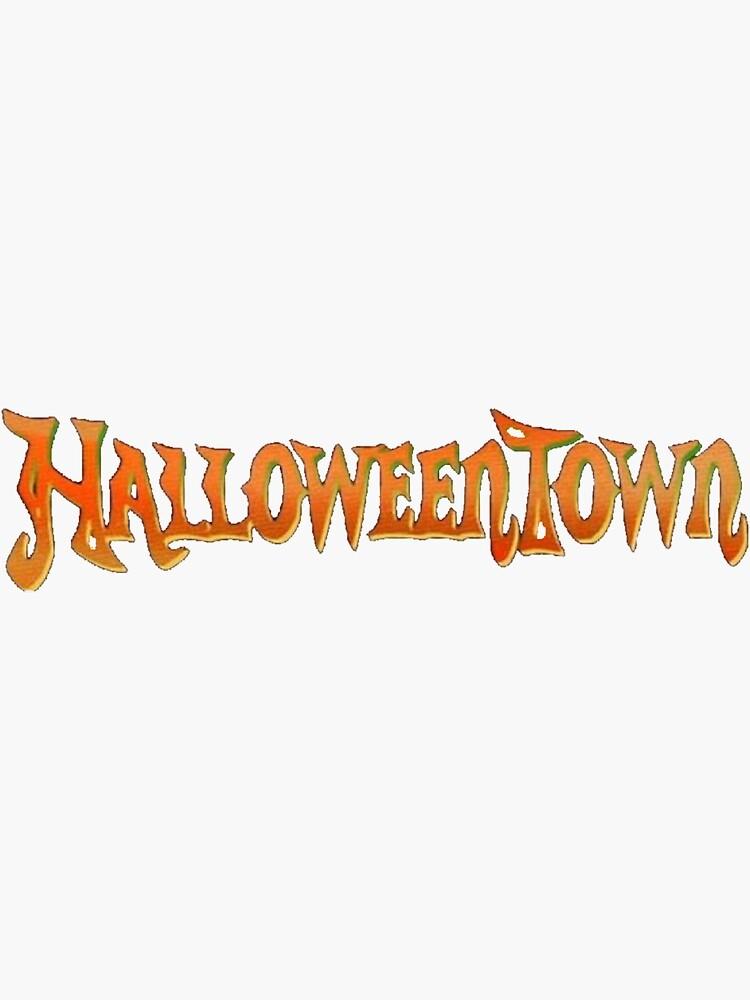 Halloweentown logo by jasminecisneros