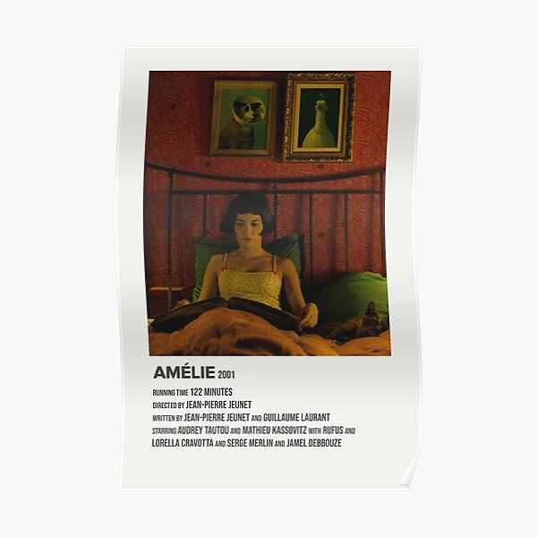 amélie (2001) Póster