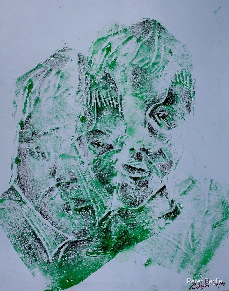 Eye to Eye by Peter Baglia