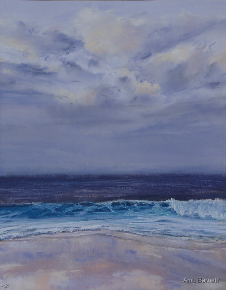 Ocean Reflections by Amy Barnett