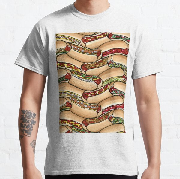 Weenies, Franks, and Dogs Classic T-Shirt