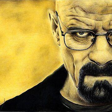 Breaking Bad- Heisenberg by tiffany8433