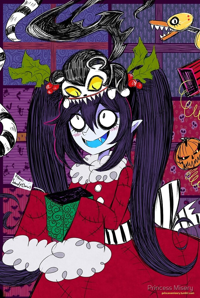 Scary Christmas by Princess Misery